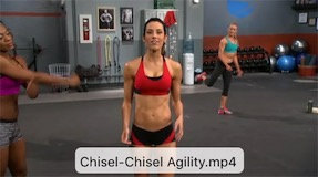 CHISEL AGILITY of mhc