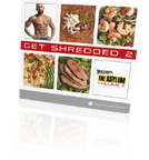 Don't just train elite. EAT ELITE. Here's more of what you loved about THE ASYLUM Volume 1 meal planner--Shaun's favorite recipes. You may even get abs like Shaun T. Or at least your very own 6-pack.