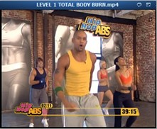 4 Amazing MP4 VideosVideo 4 :Total Body Burn  Videos
