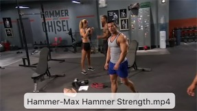 MHC MAX HAMMER STRENGTH