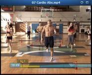 Cardio Abs Videos
