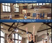 Cardio Recovery & Max Recovery Videos