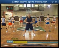 Max Interval Sports Training Video