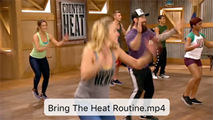 Bring the Heat Video