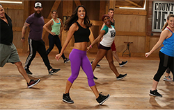 Autumn mixes up the tempo to blast your entire body with high-energy moves set to