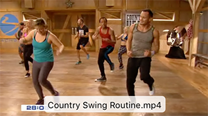 Country Swing Video
