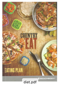 Eating Plan PDF eBook