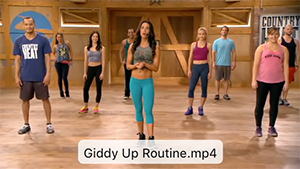 Giddy Up Video Download